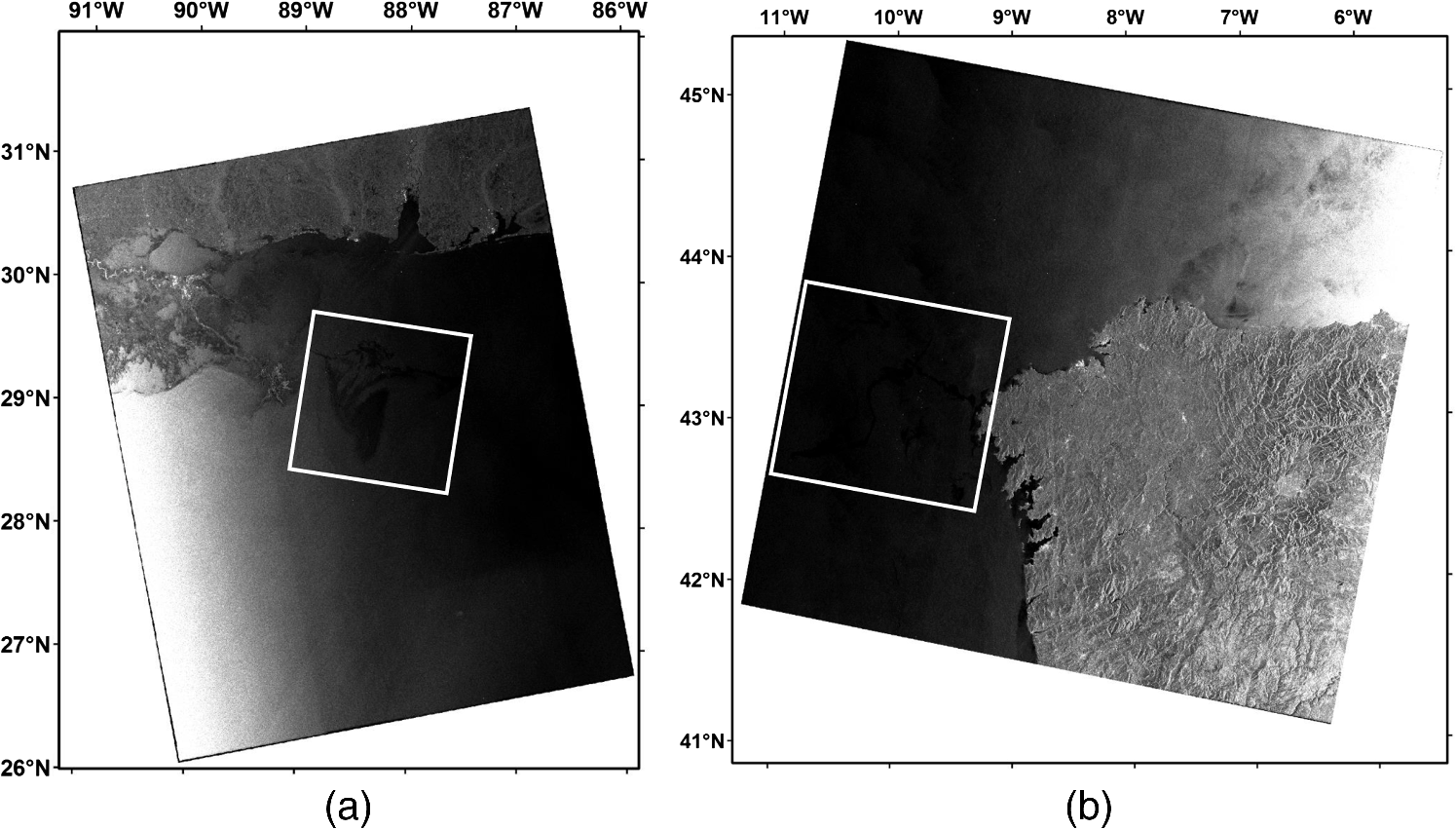 Dark Spot Segmentation For Oil Spill Detection Based On Multifeature Statics Ebook Shear And Moment Diagrams I Fig 1