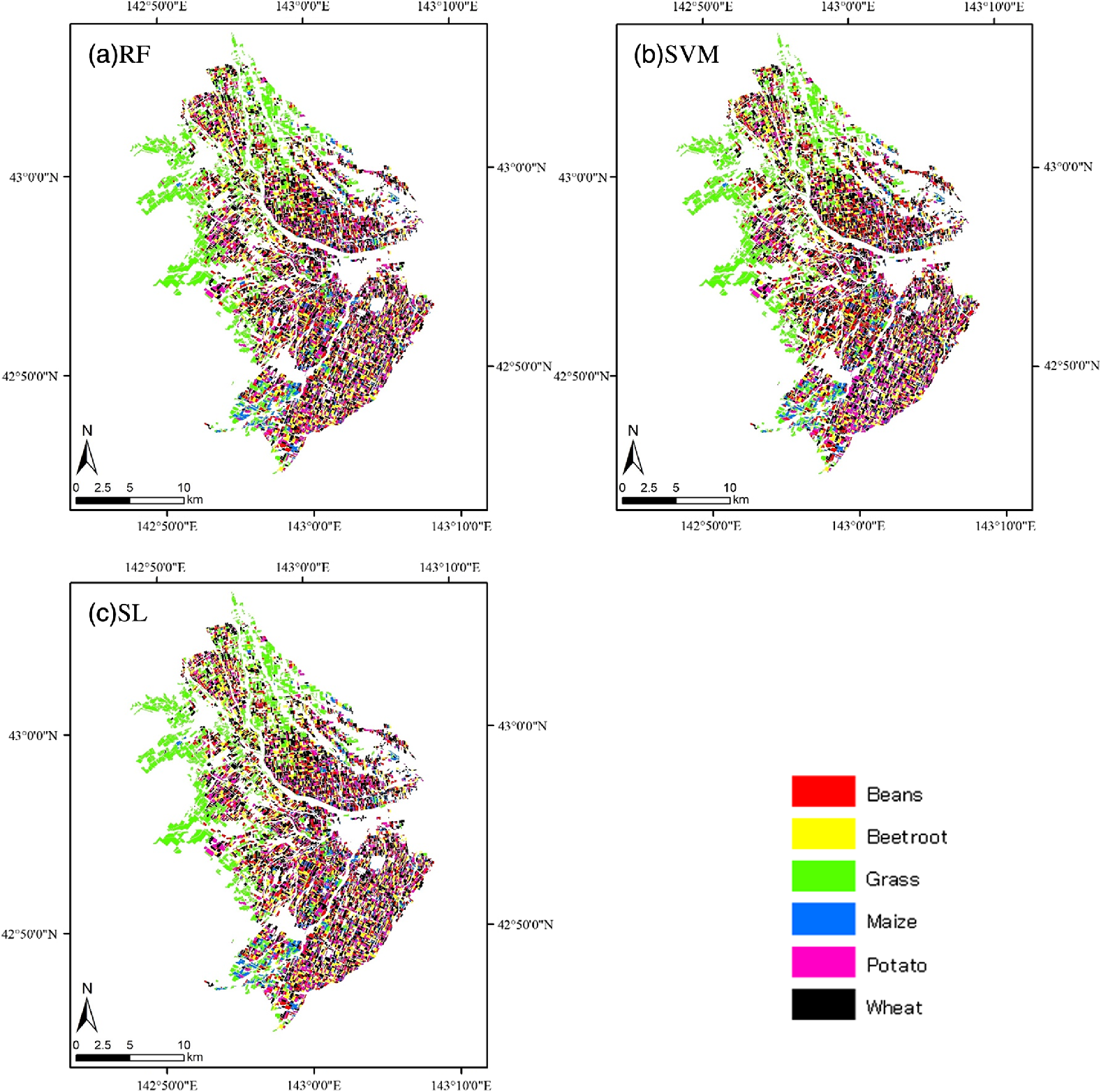 Crop Classification From Sentinel 2 Derived Vegetation Indices Using Oxygen Sensor Circuit 3 10 42 Votes Fig