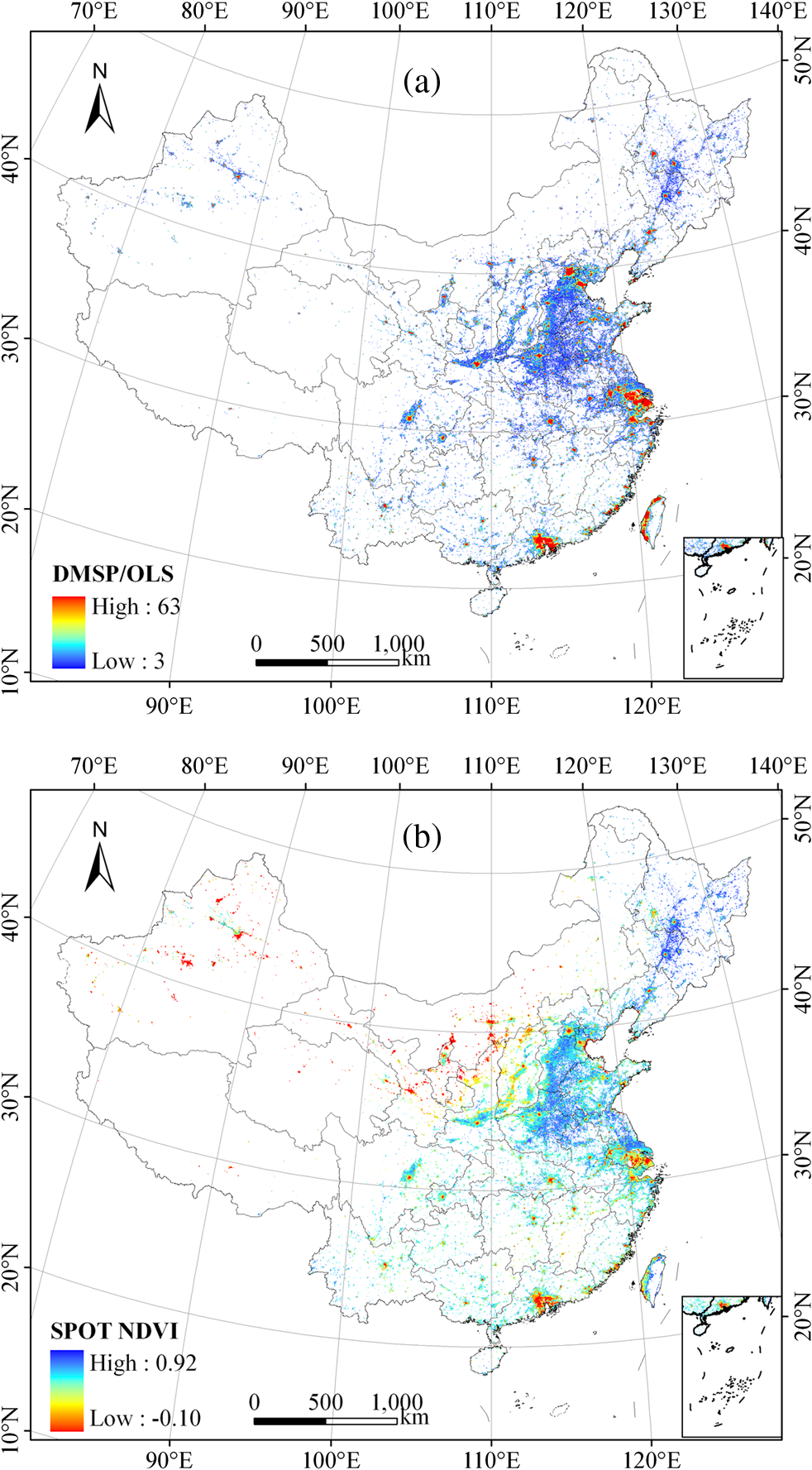 Timely and accurate national-scale mapping of urban land in China ...