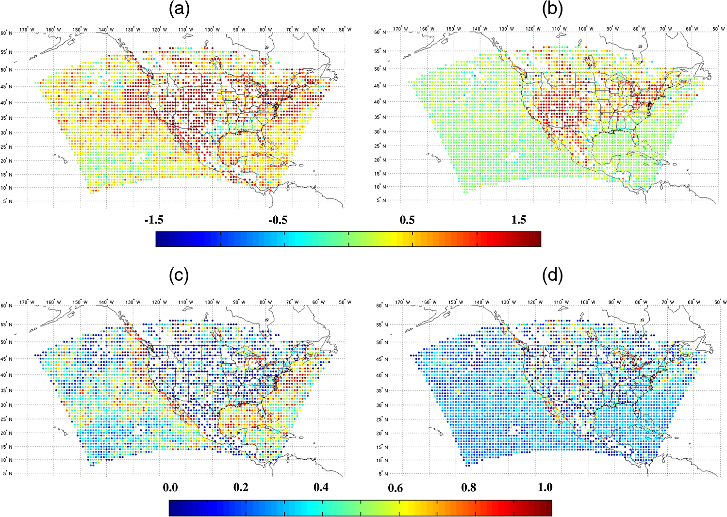 Assimilation of clear sky Atmospheric Infrared Sounder