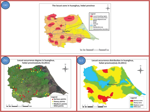 Design and implementation of geographic information systems, remote