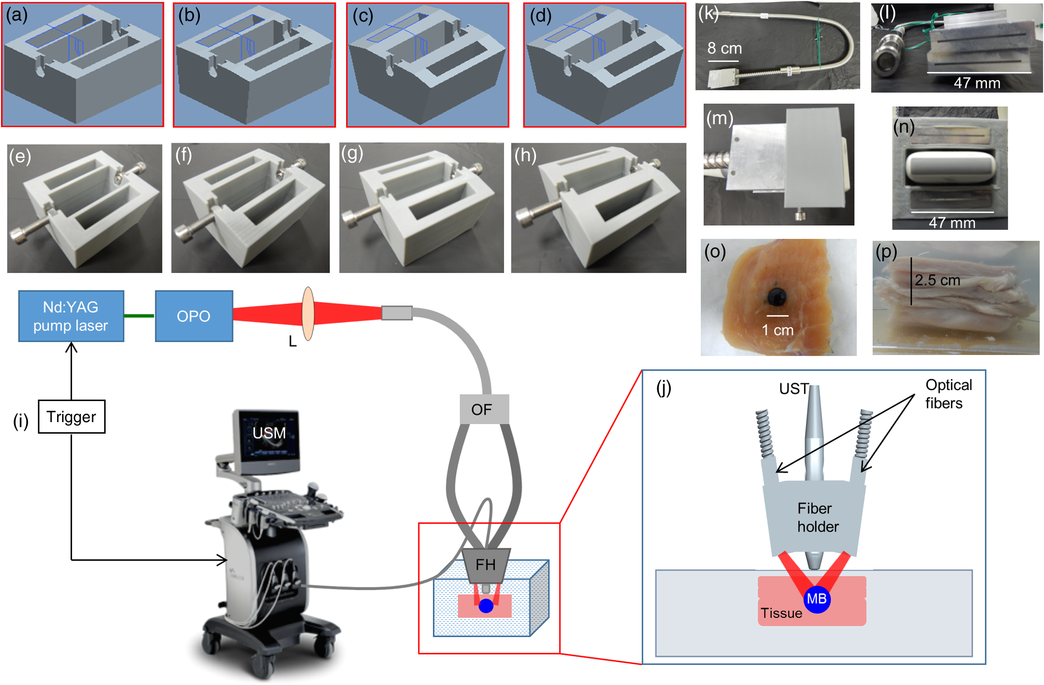 Optimizing light delivery through fiber bundle in photoacoustic