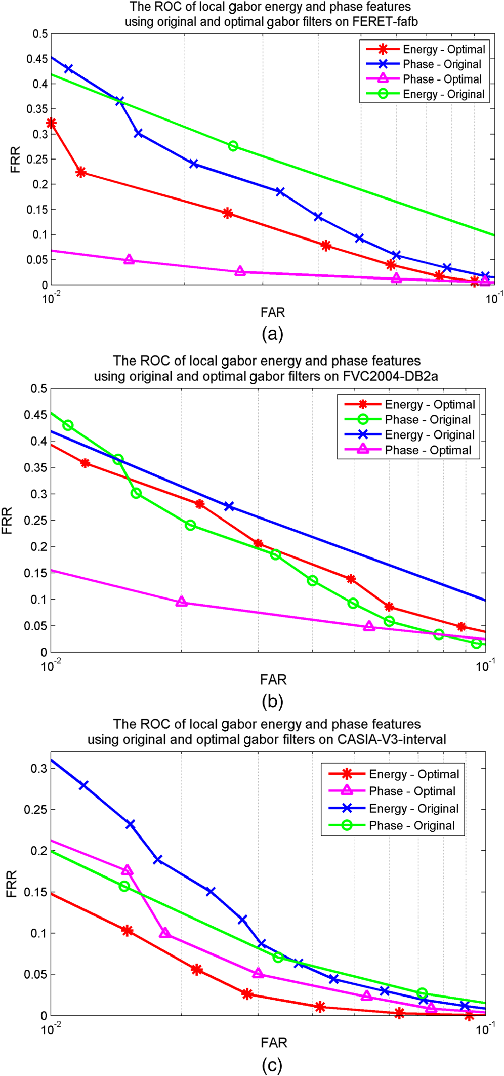 Score level fusion scheme based on adaptive local Gabor features for