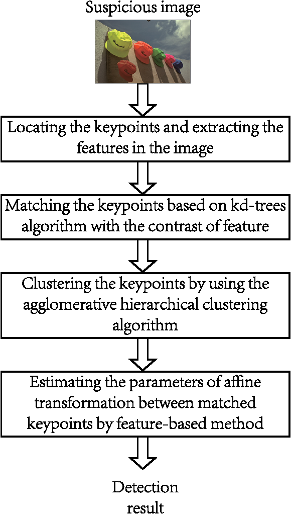 Image copy–move forgery detection based on sped-up robust