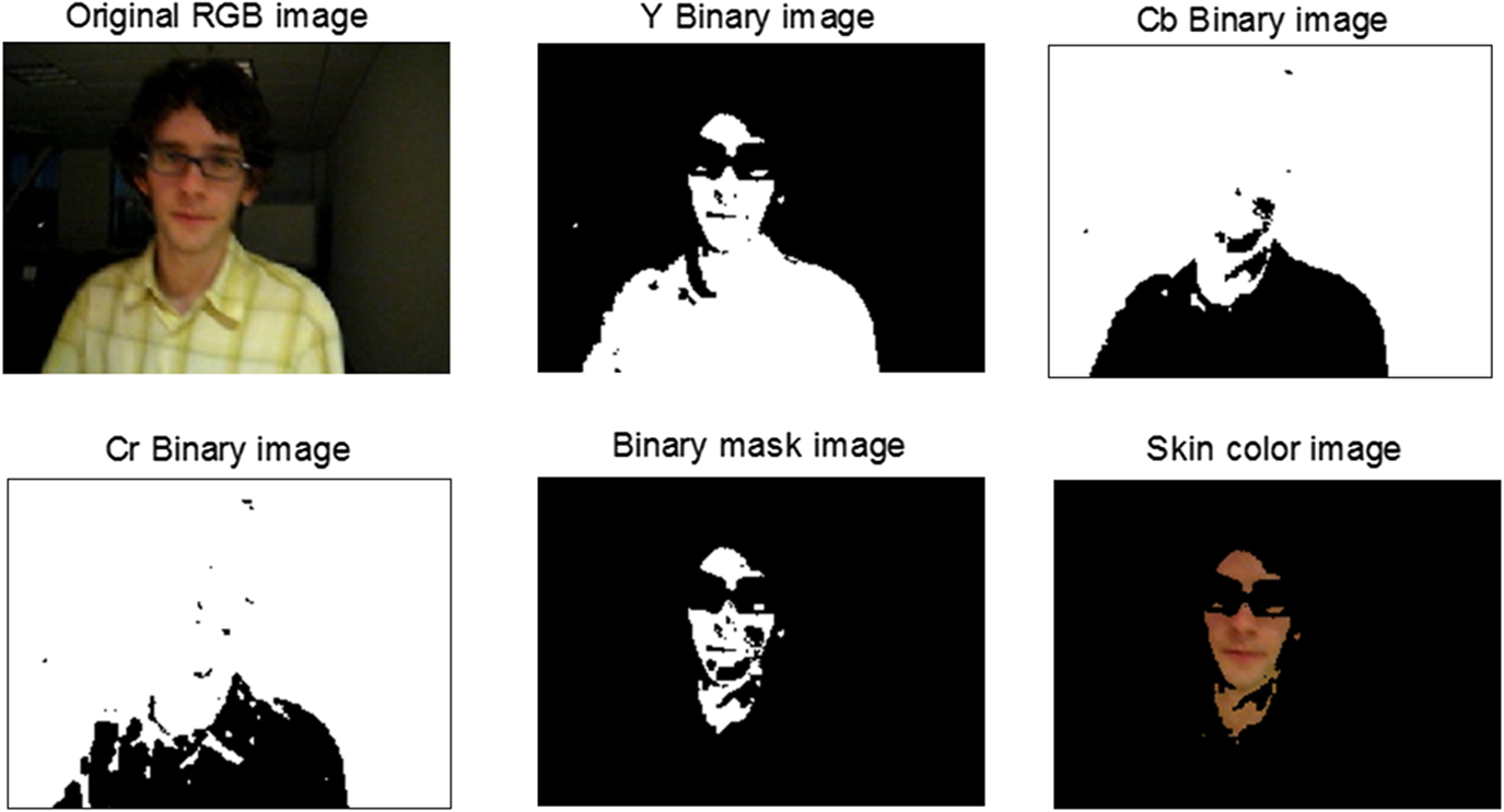 Robust skin color-based moving object detection for video