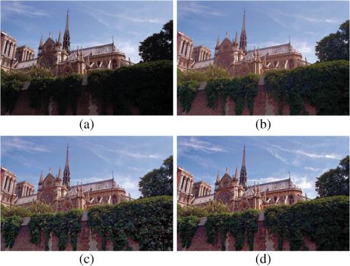 Adaptive enhancement for nonuniform illumination images via
