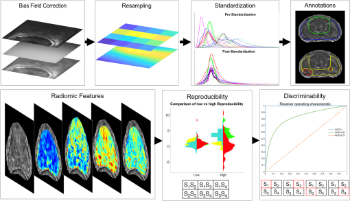 Multisite evaluation of radiomic feature reproducibility and