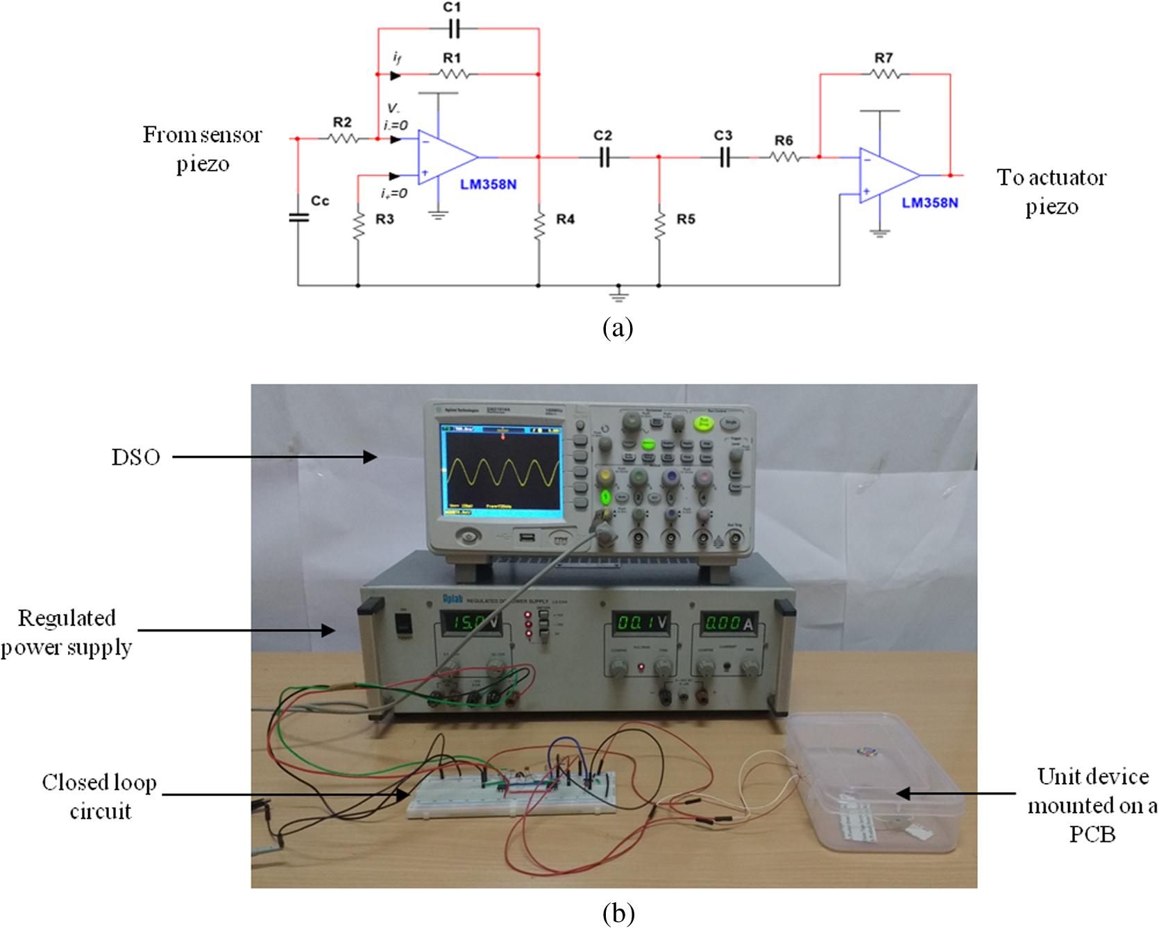 Piezoelectric Microresonant Pressure Sensor Using Aluminum Nitride J 380 Circuit Board Wiring Diagram Fig 15