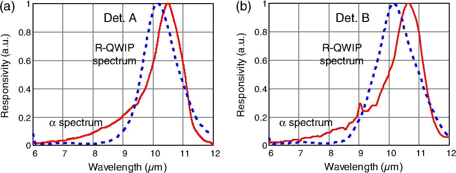 Design And Fabrication Of Resonator Quantum Well Infrared Photodetector For Sf6 Gas Sensor Application