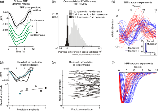 Simultaneously estimating the task-related and stimulus-evoked