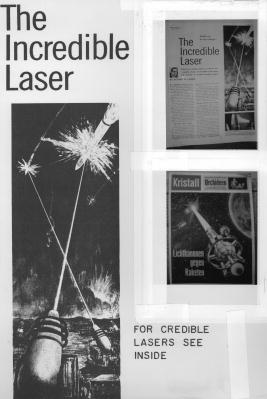 Short history of laser development