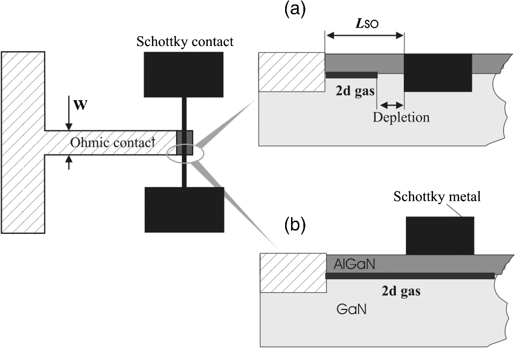 Review of GaN-based devices for terahertz operation