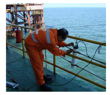 Experimental researches of marine wave parameters in the Black Sea Basin