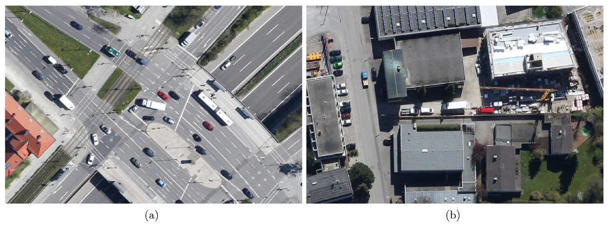 Deep learning based multi-category object detection in aerial images