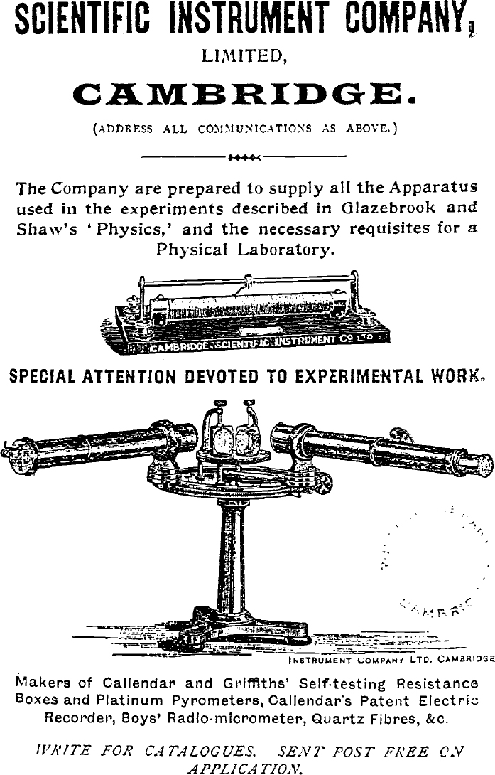 Late Victorian metrology and its instrumentation: a manufactory of Ohms