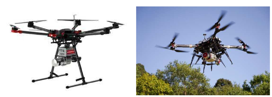 Potential of UAV lidar systems for geospatial mapping