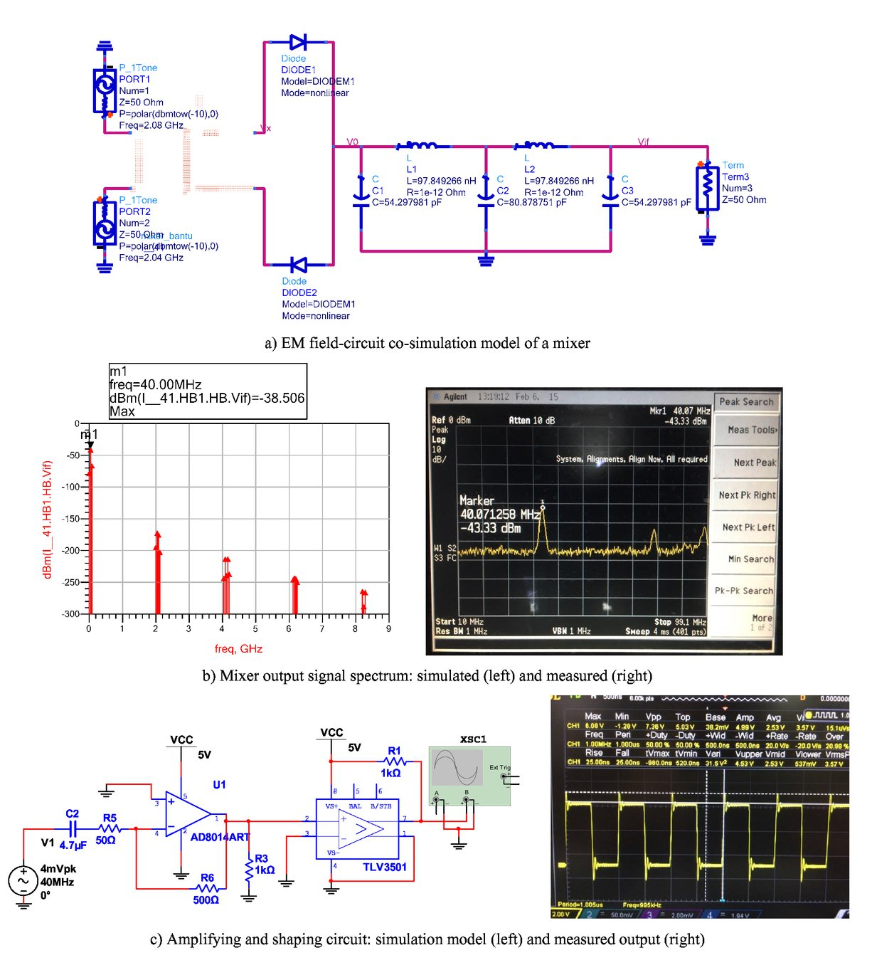 Baw Sensor Readout Circuit Based On Pierce Oscillator Architecture 10 Mhz Variable Frequency Signalprocessing Figure 3