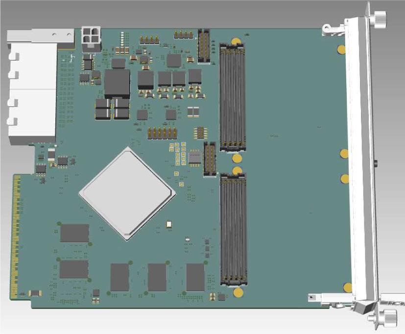 Implementation of multistandard video signals integrator