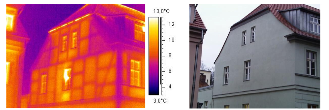 Teaching physics and understanding infrared thermal imaging