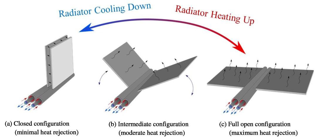 Demonstration of a shape memory alloy torque tube-based