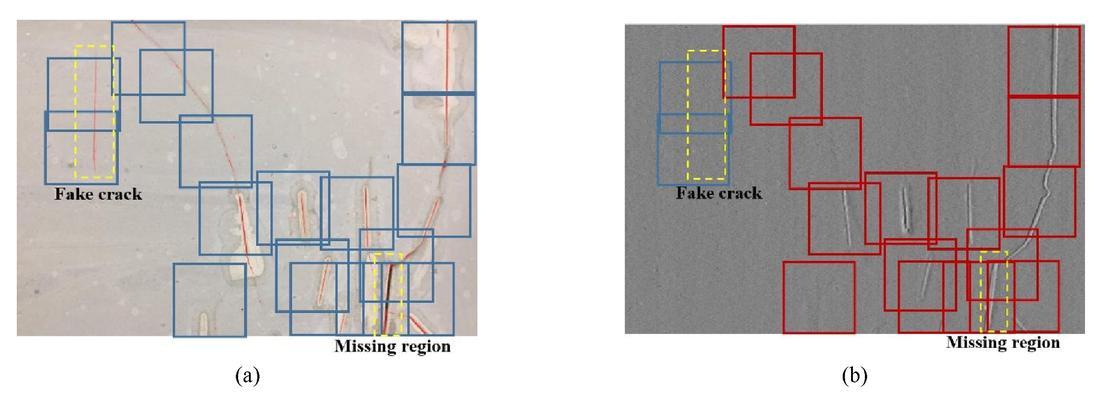 Deep learning-based concrete crack detection using hybrid images