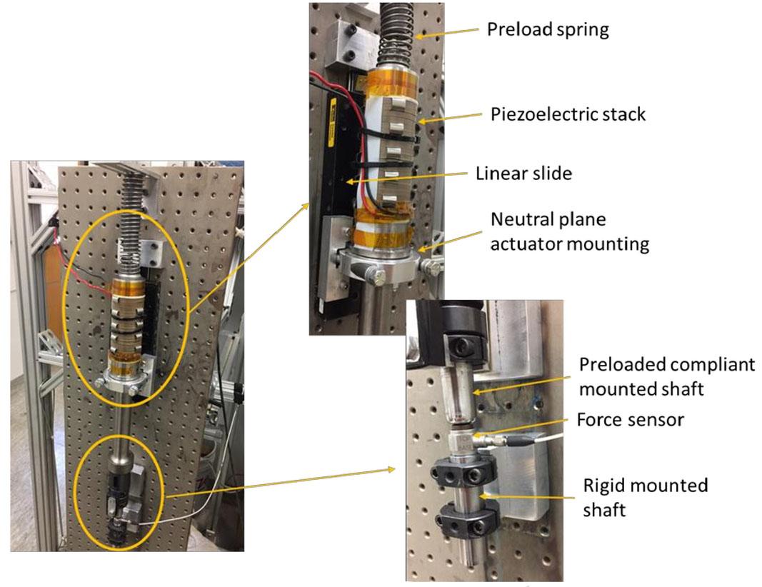 Auto-Gopher-II: a wireline rotary-hammer ultrasonic drill