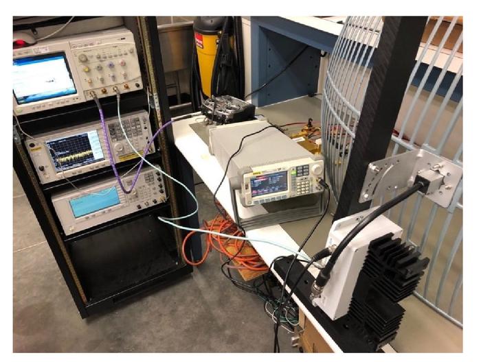 Analysis of transmission and polarization optimization of counter