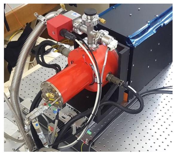Veloce Rosso: Australia's new precision radial velocity