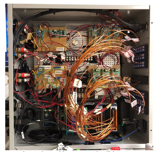 CubeSat active thermal management in support of cooled