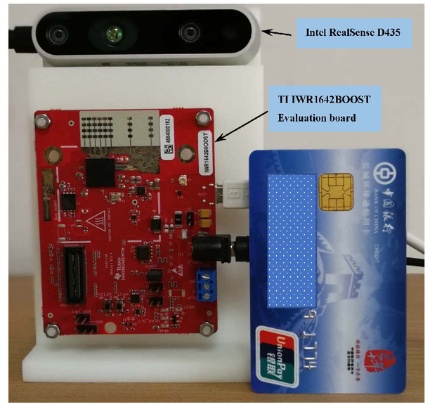 Fusion of millimeter wave radar and RGB-depth sensors for assisted