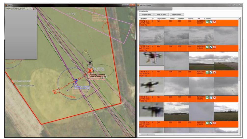 An architecture for sensor modular autonomy for counter-UAS
