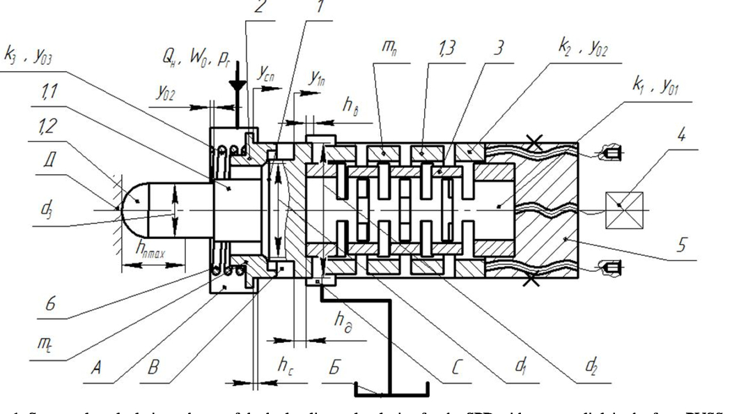 Dynamic And Mathematical Models Of The Hydraulic Pulse Device For