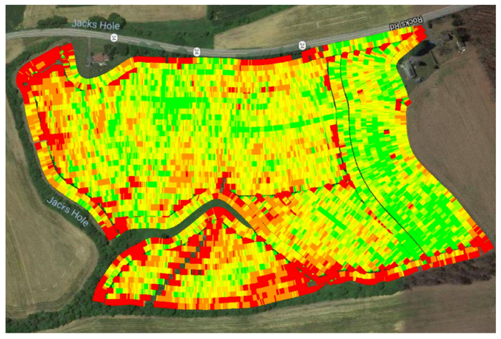 Drone-Based technologies used to assess modern farming
