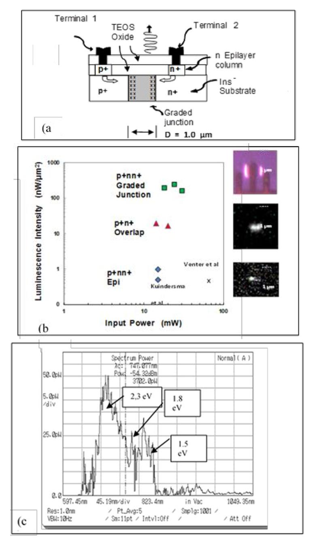 Realizing micro- and nano-optical bio sensors on chip