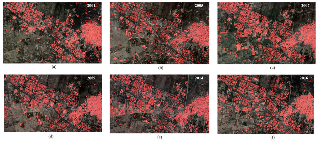 Spatio-temporal analysis of Indian urban infrastructure growth using