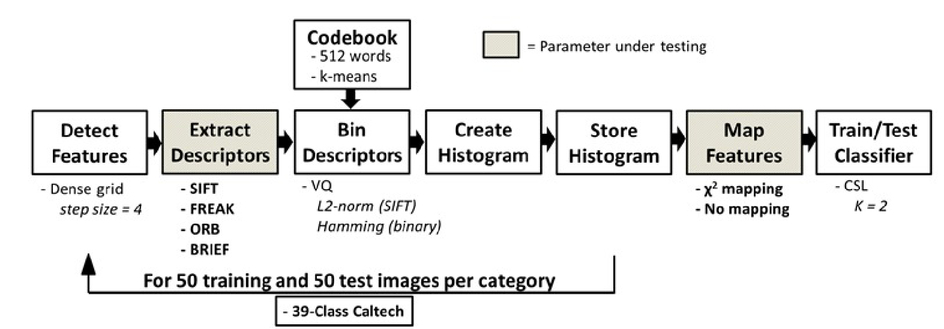 Real-time, resource-constrained object classification on a