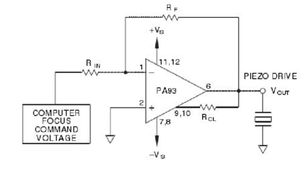White Noise Generator Schematic The Opa228 S Input Referred