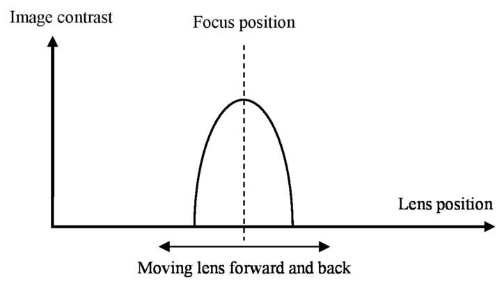 Real time object tracking for moving target auto focus in digital camera figure 3 fandeluxe Gallery