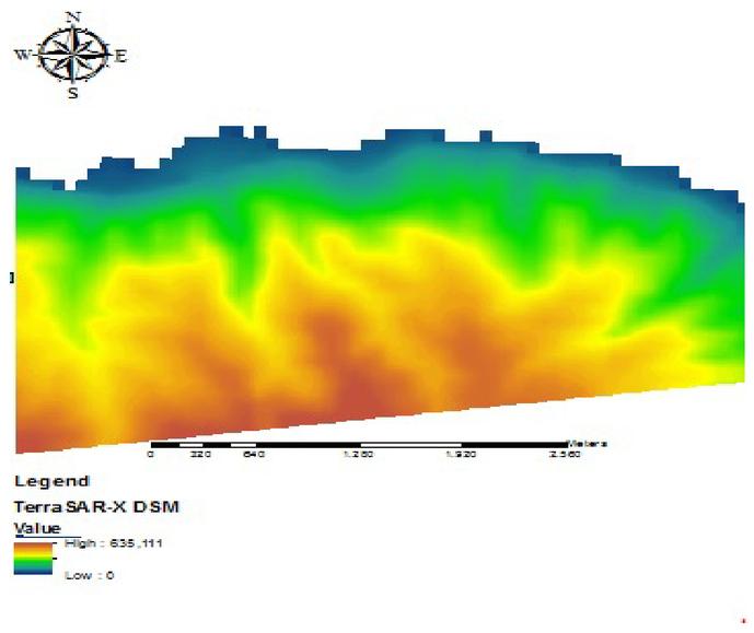 Array - dsm generation using multiple radar data for relief change detection      rh   spiedigitallibrary org