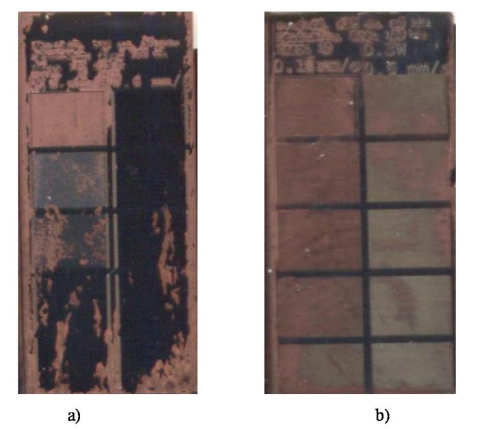 Laser-induced selective copper plating of polypropylene surface