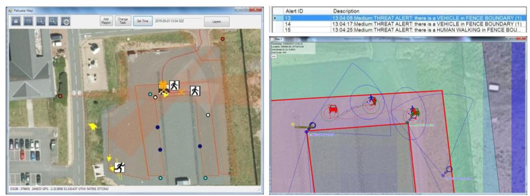 Toward sensor modular autonomy for persistent land