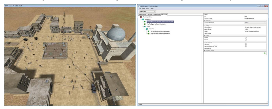 Simulation tools for robotics research and assessment