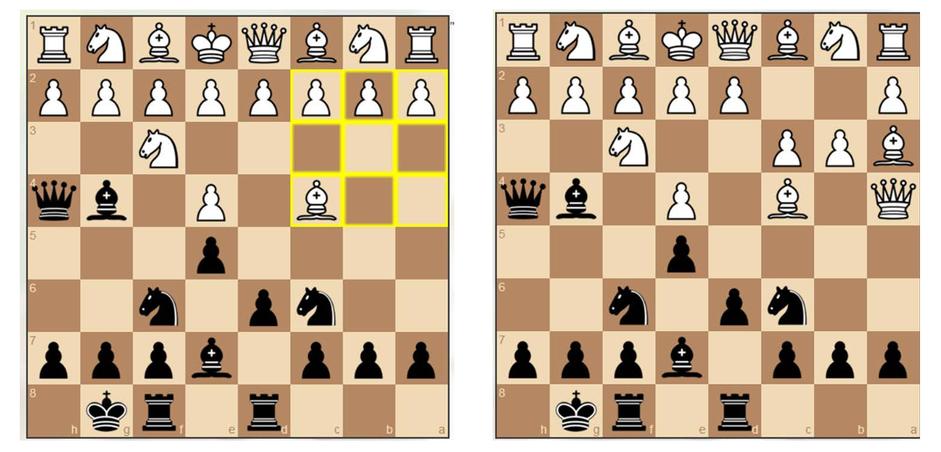 Reconnaissance blind multi-chess: an experimentation