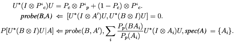 Formal verification of communication protocols using quantized Horn ...
