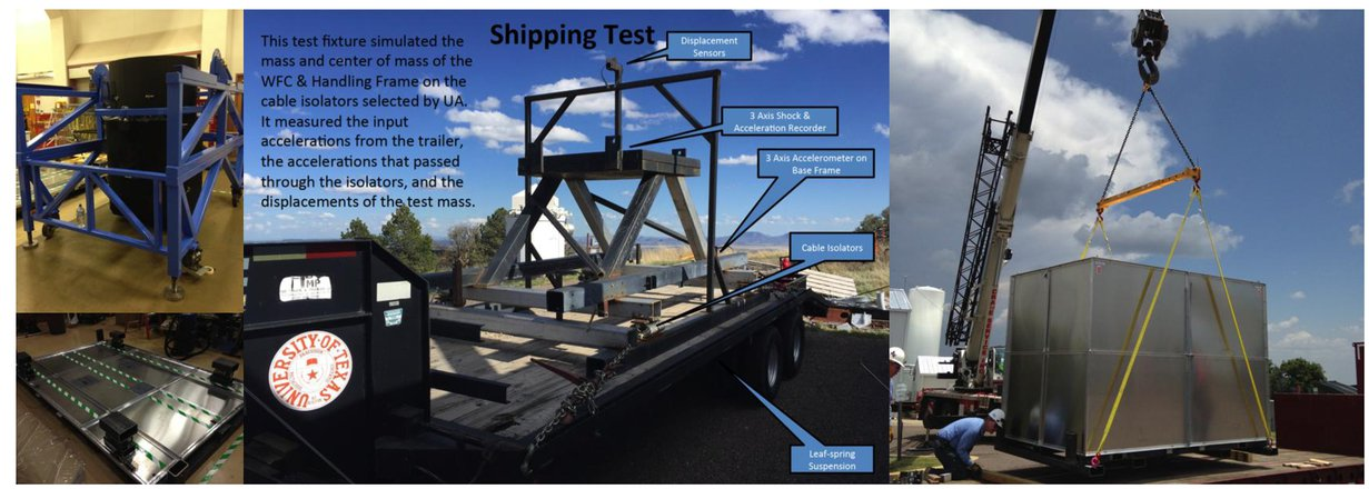 Delivery, installation, on-sky verification of the Hobby Eberly