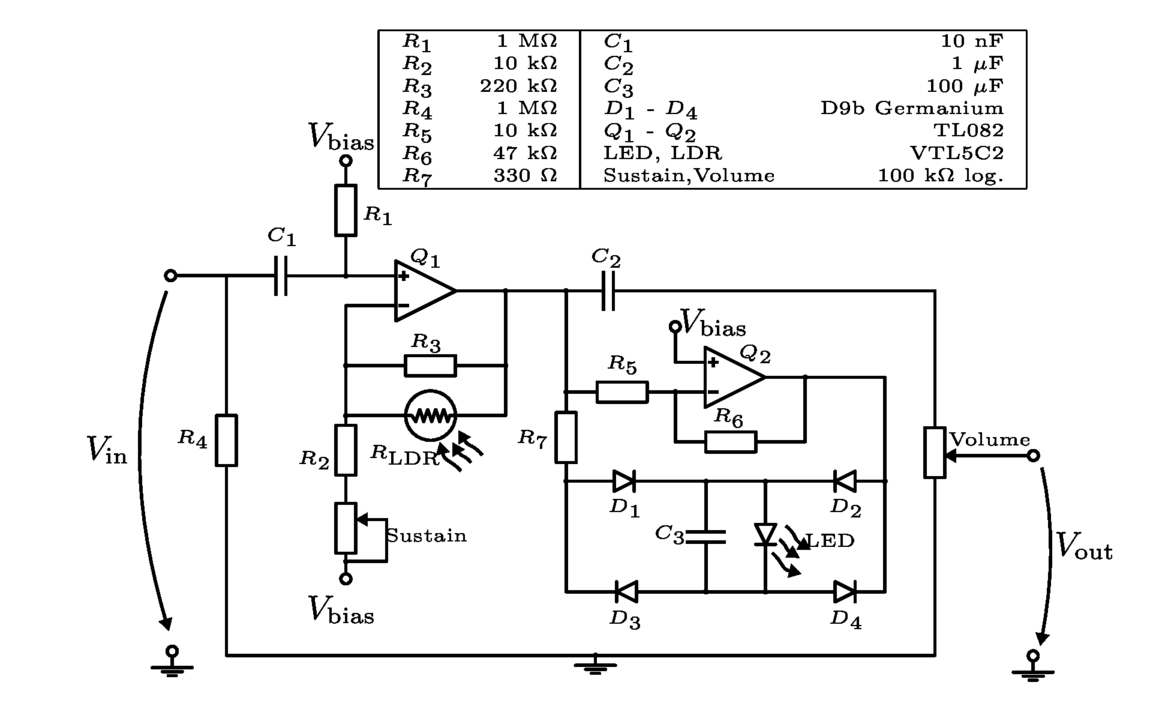 Modeling Of An Optocoupler Based Audio Dynamic Range Control Circuit Optoisolator Diagram 00017 Psisdg9948 99480w Page 3 2