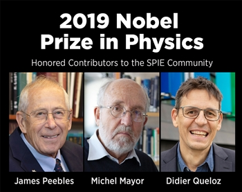 2019 Nobel Prize in Physics Winners