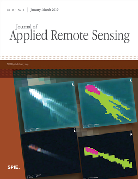 Volume 13 Issue 1 | Journal of Applied Remote Sensing
