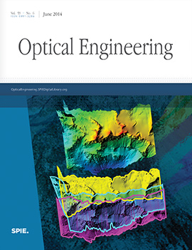 Volume 53 Issue 6 | Optical Engineering