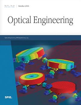 Volume 55 Issue 10   Optical Engineering